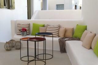 gallery anassa suites naxos outdoor furniture