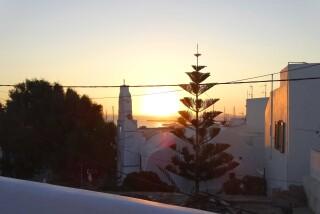 gallery anassa suites naxos sunset