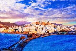 naxos island anassa suites town